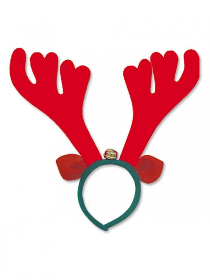 Reindeer Antlers Headband - 35cm