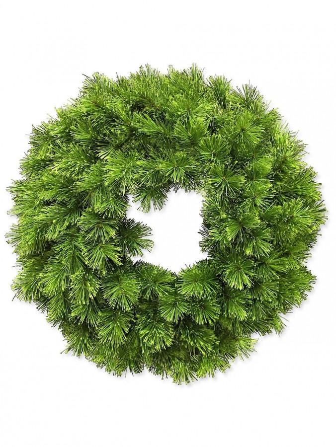Glacier Pine Wreath - 70cm