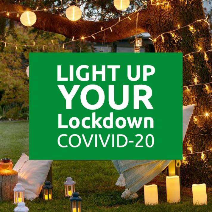 COVIVID light up