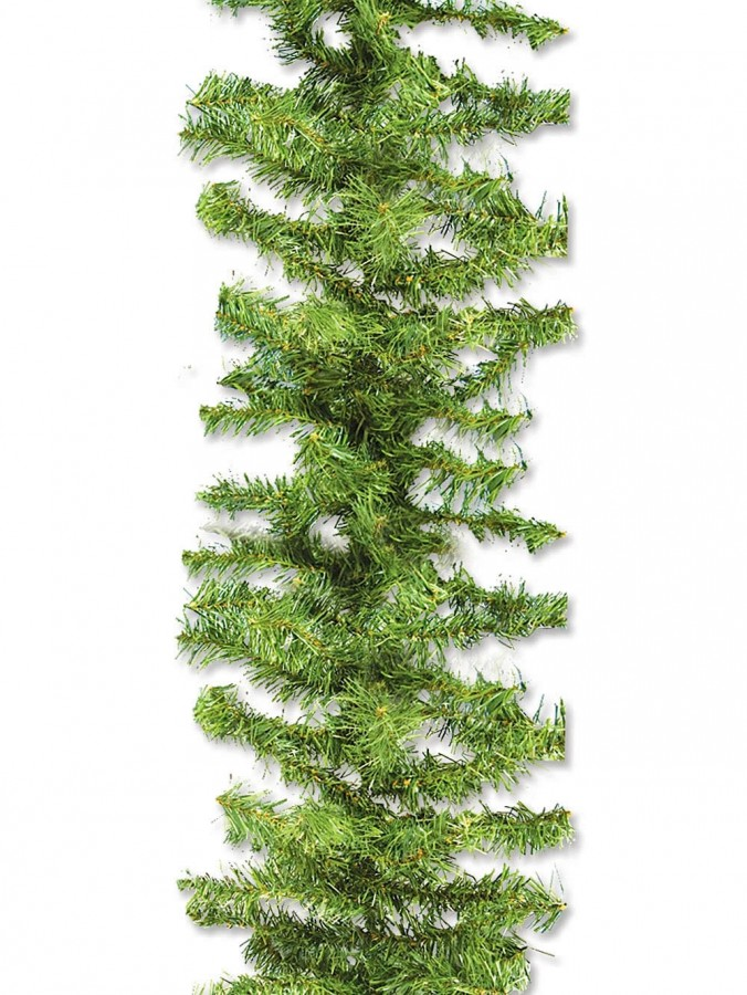 Canadian Pine Needle Christmas Garland With 240 Tips - 2.7m