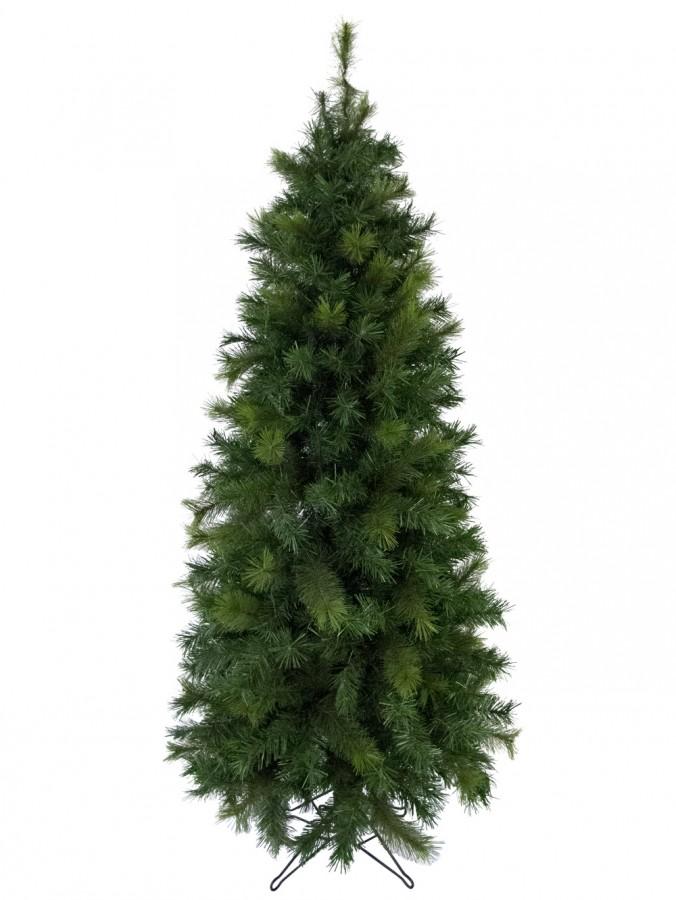 Slimline Pine Traditional Christmas Tree With 826 Tips - 2.3m