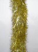 Gold Metallic 8ply Tinsel Garland - 10cm x 5m