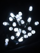 350 COOL WHITE OUTDOOR TREE LIGHTS WITH USB CONNECTOR - 13.75M
