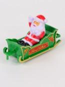 Santa Christmas Train In Your Christmas Tree Train - 4 piece set