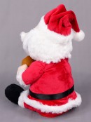 Cookie Eating Santa Musical Animation - 31cm