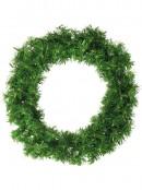60 Multi Colour Lighting Connect LED Pine Wreath - 50cm