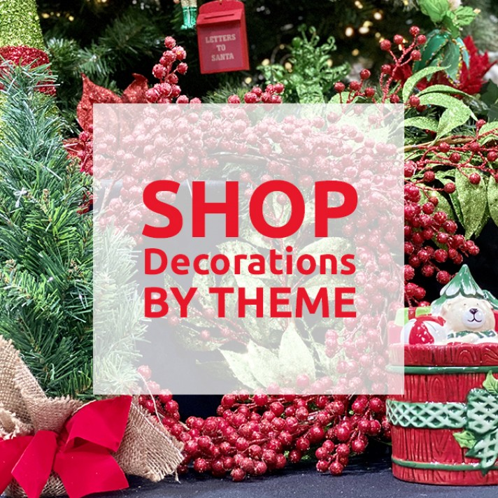 Shop Christmas Decorations by Theme