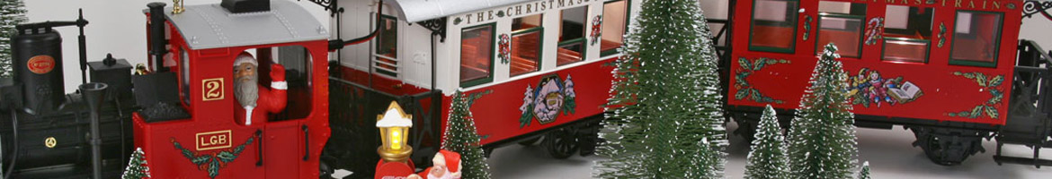 Christmas Train Sets Animation Toys Warehouse
