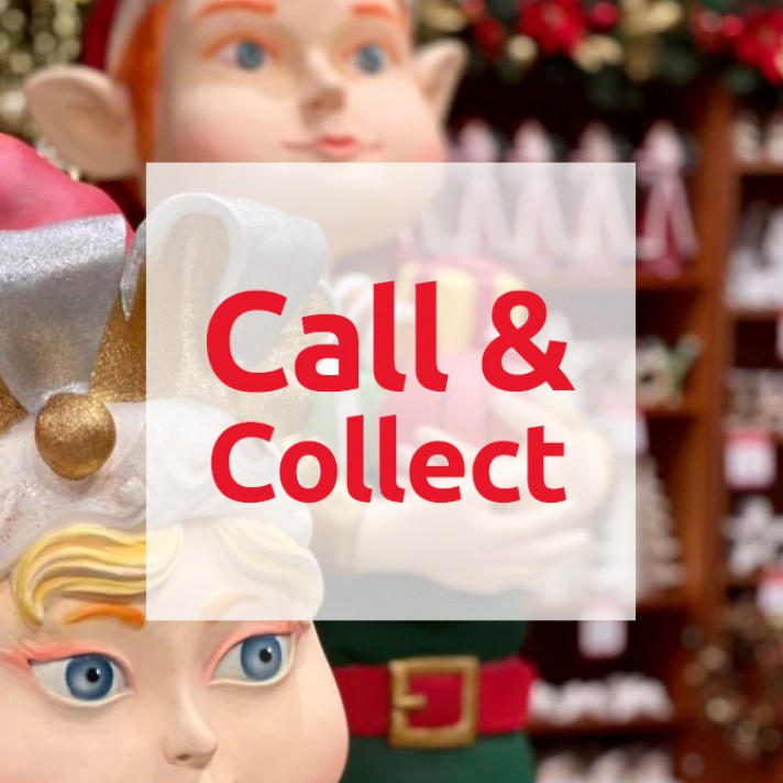 Call & Collect Christmas Decorations