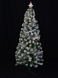Colour Changing Fibre Optic Christmas Tree