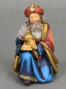 Nativity Scene Figurines With Mary, Joseph, Jesus & 3 Wise Men - 11 Piece Set
