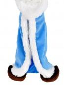 Cute & Cuddly Hanging Winter Santa Christmas Plush Toy - 19cm