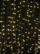 350 Warm White Bullet LED String Lights - 15m