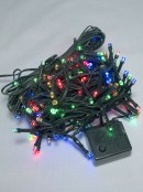 180 Multi Colour LED String Light - 9m