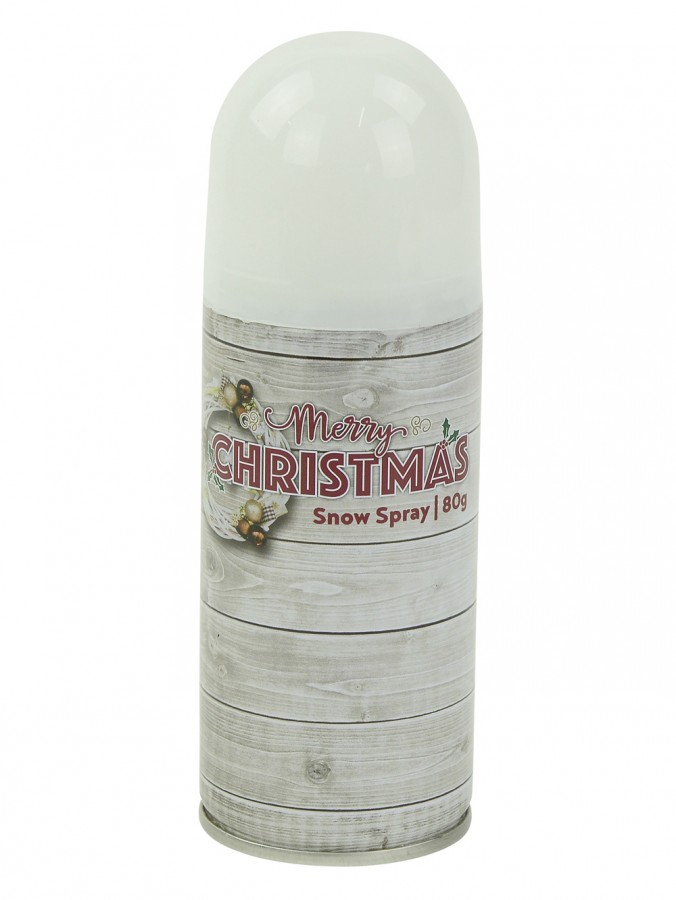White Santa Snow Spray - 80g