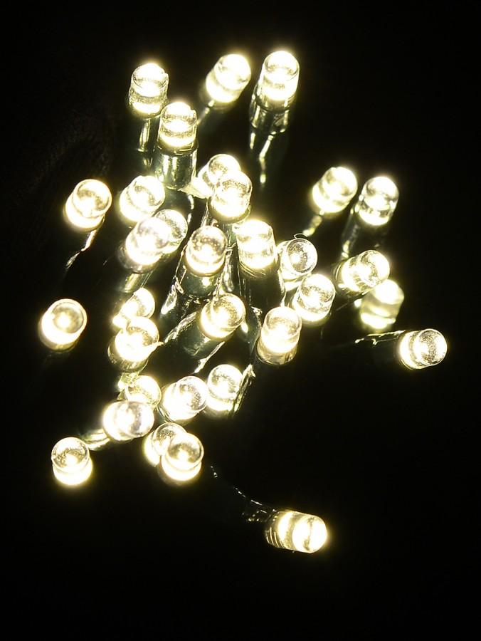 350 Warm White LED String Light - 8.7m