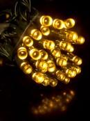 500 Warm White LED String Light - 25m