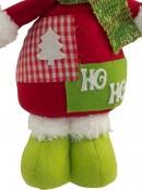 Plush Standing Ho Ho Reindeer - 27cm