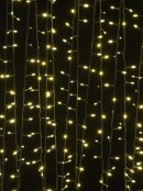 750 Warm White Bullet LED String Lights - 37.5m