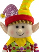 Plush Sitting Super Cute Elf Boy - 46cm