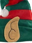 Elf Plush Hat With Large Elf Ears - 38cm