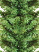 Thick Balsam Pine Needle Christmas Garland With 380 Tips - 2.7m
