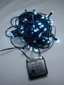 80 Cool White LED String Light - 8m