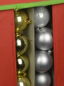 Bauble & Christmas Decorations Storage Box - Fits Up To 80 x 60mm Baubles