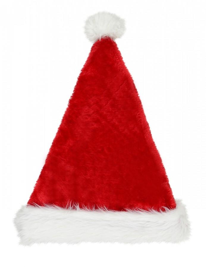 Plush Santa Hat - 40cm